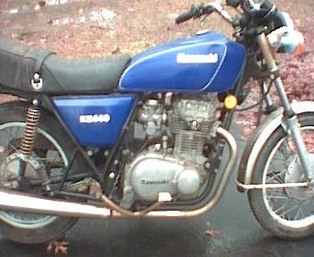 1980 kawasaki kz440